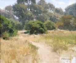 oil painting plein air michelle art