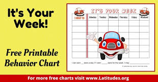 behavior charts for 7 year old free printable homework charts for teachers students acn latitudes