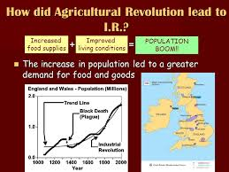 industrial revolution ppt video online  how did agricultural revolution lead to i r