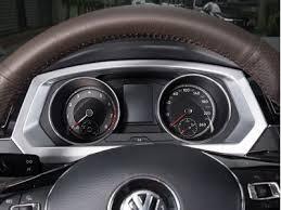 37168 <b>Окантовка панели приборов</b> для Volkswagen Tiguan 2016 ...