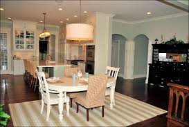 area rug under kitchen table chene interiors with regard to kitchen accent rugs