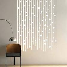 abstract wall decals modern line dot wall decals by on abstract wall design decals