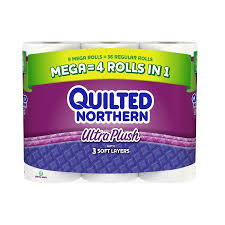 $1.50/1 Quilted Northern Toilet Paper Coupon (9 or 18 mega rolls) & Quilted Northern Toilet Paper Coupon Adamdwight.com