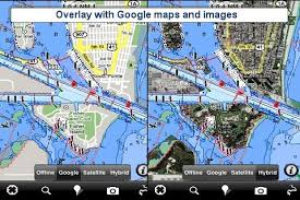 Google Marine Maps Charting 5 Cool Marine Gps Navigation Apps For Iphone