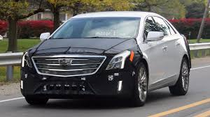 2018 cadillac xt4. modren cadillac re 2018 cadillac xts spied in michigan with revised front and rear in cadillac xt4