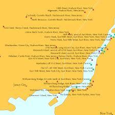 Chelsea Docks Hudson River New York Tide Chart