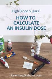 What Is A Correction Factor For Insulin Parenting