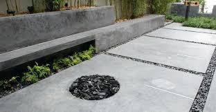 modern concrete patio. Modren Concrete Modern Concrete Stylish Patio Inside Modern Concrete Patio