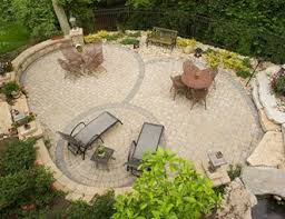patio designs with pavers. Large Paver Patio Outdoor Design Build Cincinnati, OH Designs With Pavers