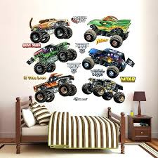 grave digger bedding set monster