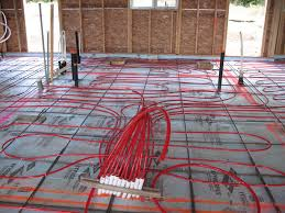 house plan slab home designs new radiant floor heat geothermal slab grade house