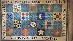 Underground Railroad Quilt Code | Catbird Quilt Studio & URQC sampler Adamdwight.com