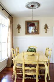 Southern Dining Room Painting