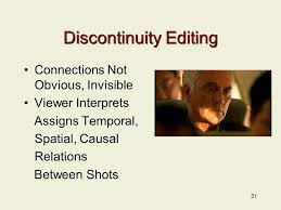 Discontinuity Editing Magdalene Project Org