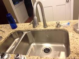 American Standard Country Kitchen Sink Probably Super Fun Clogged
