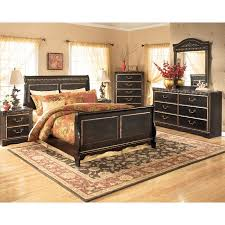 Coal Creek Sleigh Bedroom Set Signature Design | Furniture Cart