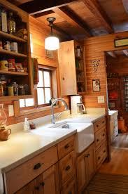 rustic cabin kitchens. Rustic Cabin Kitchens Fancy D