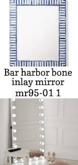 bar harbor bone inlay mirror mr95 01 1