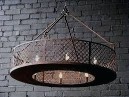 industrial chic lighting. Industrial Chic Lighting Iron Light Fixture Solaria Wire Chandelier Metal  Loft Entry Way Large Modern Oversized Industrial Chic Lighting