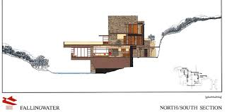 So Long Frank Lloyd Wright Continued U2013 The Numinous CosmosFalling Water Floor Plans