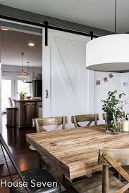 diy modern barn door