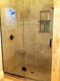 travertine shower pictures | Bathroom, : Elegant Bathroom Decoration With  Travertine Tile Bathroom .