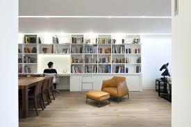 office library furniture. Modern Library Furniture Home Office With Beige Ottoman Contemporary Executive Chairs For I