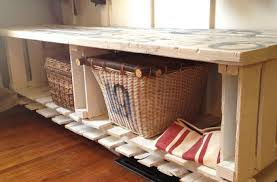brilliant furniture storage bench 77 diy bench ideas storage pallet garden cushion rilane