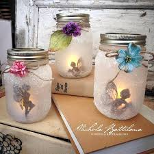 How To Decorate A Jar 100 Best Decorating Glass Jars Images On Pinterest Mason Jars 97