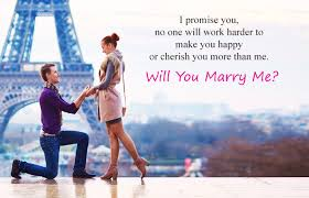Proposal Quotes Amazing Marriage Proposal Quotes For Lover With Will You Marry Me Images