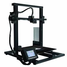 Hot sale <b>Tronxy C2</b> 3D printer for Kids Education Full Metal Handy ...