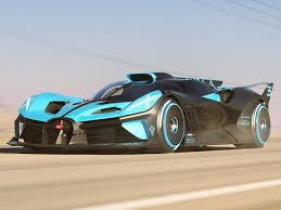 It weighs just 2733 pounds that is almost half of a chiron with 1824 horsepower. Take The 1 820 Hp Bugatti Bolide For A Virtual Spin News Break