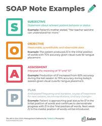Soap Note Format 7 Essentials To Writing Effective Pediatric Ot Soap Notes