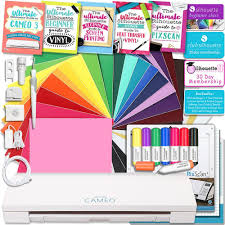 Silhouette Cameo 3 Machine Heat Transfer Vinyl Pixscan Mat Designs 20 Best Silhouette Cameo Bundle Deals Accessories Tools