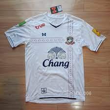 เสื้อฟุตบอลมือหนึ่ง ของแท้ ทีมสุพรรณบุรี เอฟซี Suphanburi F.C. kit 2016  (New)