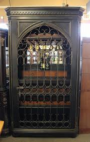 locking wine cabinet. Modren Wine Locking Wrought Iron Cabinet For Wet Bar Wine Bottle Rack Glass  Wrought With Cabinet