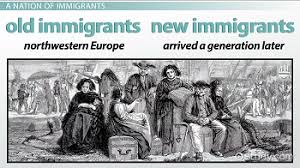 Old And New Immigrants In The Us Definition Overview