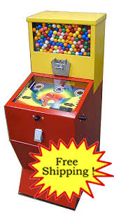Sticker Vending Machine For Sale Beauteous Flip Win Gumball Machine