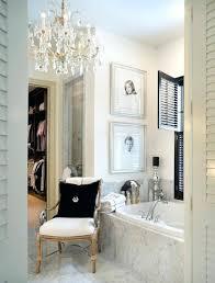 mini chandelier for bathroom enchanting small bathroom chandelier crystal with crystal chandelier design ideas