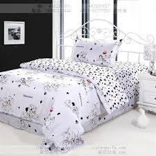 dog print bedding sets cotton bed sheets bedspread kids cartoon twin size children toddler baby quilt duvet cover bedroom linen bedding duvet covers duvets