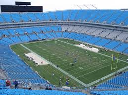 Bank Of America Stadium View From Upper Level 507 Vivid Seats