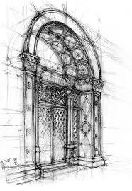 architecture sketches. architectural sketch by gabahadatta on deviantart architecture sketches r