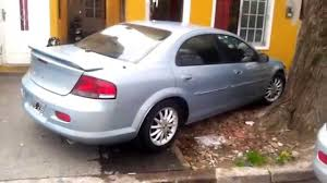 CHRYSLER SEBRING 2001 2.7 V6 205 CF, Y CRHRYSLER NEON 2001 - YouTube