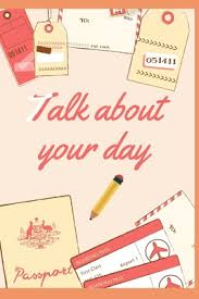 Nice Airport Charts Talk About Your Day It Is Nice To Record Your Day In A
