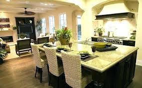 open kitchen living room floor plan. Open Kitchen Dining Living Room Floor Plan P