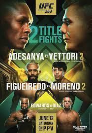 UFC 263 - Wikipedia