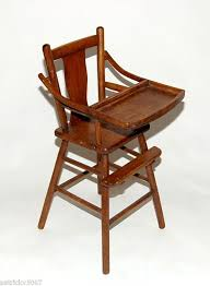 antique high chair without tray vintage wooden wooden high chair without tray wooden designs