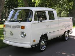 1970 Volkswagen T2 Double Cab – German Cars For Sale Blog