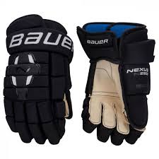 Bauer Glove Size Chart Bauer Nexus S18 N2900 Junior Ice Hockey Gloves