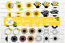 Where to find loads of free sunflower svgs. Sunflower Embroidery File Free Svg Cut Files Create Your Diy Projects Using Your Cricut Explore Silhouette And More The Free Cut Files Include Svg Dxf Eps And Png Files
